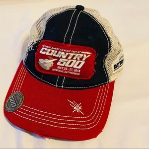 Country 500 Hat with Bottle Opener